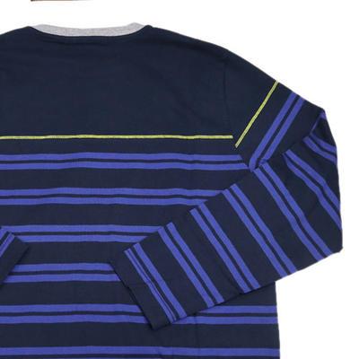 Laura Felice クルーネック長袖Tシャツ