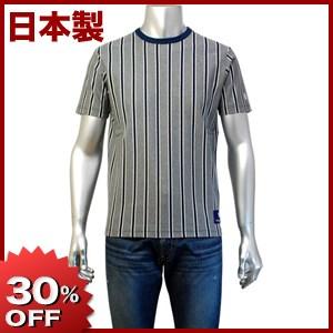 【春夏物】Laura Felice 半袖クルーネックTシャツ