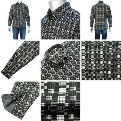 【秋冬物】OR CLUB ボタンダウンカラーカジュアルシャツ