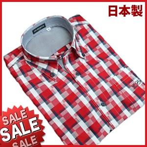 【春夏物】GS. SPORTS ボタンダウンカラーカジュアルシャツ