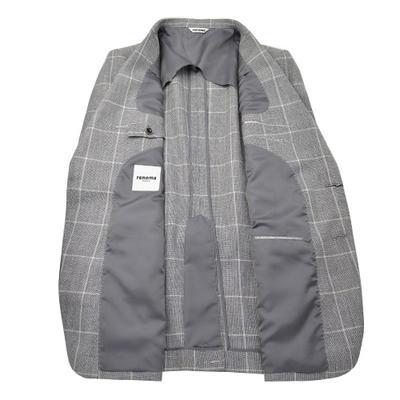 【春夏物】renoma シングル2釦ジャケット