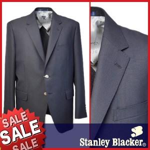 【春夏物】Stanley Blacker シングル2Bジャケット