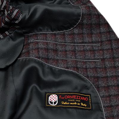 【秋冬物】Pret-a-Porter シングル2Bジャケット