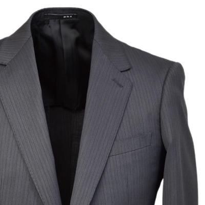 【春夏物】abx シングル2つボタンスーツ