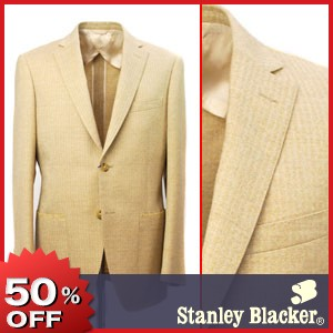 【秋冬物】Stanley Blacker シングルジャケット