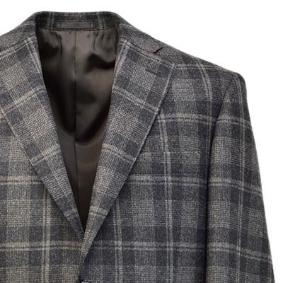 【秋冬物】Vittorio Carini シングル2Bジャケット
