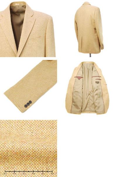 【秋冬物】Agis M&R シングル2Bジャケット