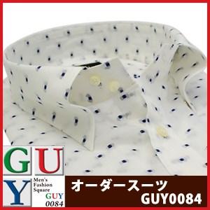 Bespoke Tailor GUY ドゥエボットーニ スナップボタンダウンドレスシャツ