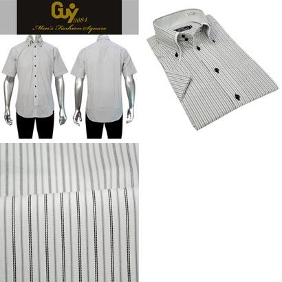 Bespoke Tailor GUY 2枚衿ドゥエボットーニ ボタンダウン ドレスシャツ/Yシャツ