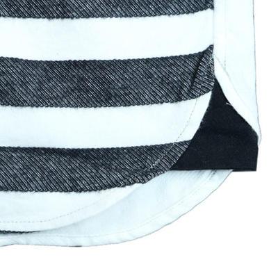 【秋冬物】LauraFelice/BIANERO 長袖カジュアルシャツ