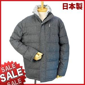 【秋冬物】GENCA ダウンジャケット
