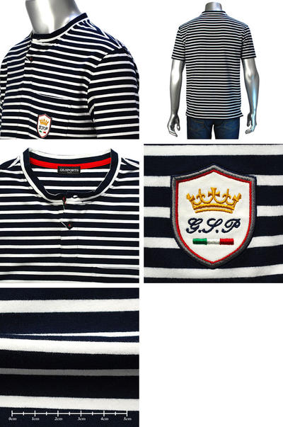 GS. SPORTS 半袖Tシャツ