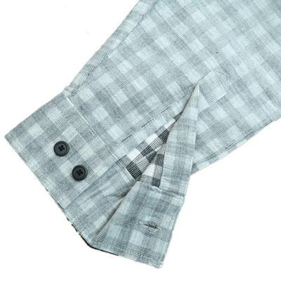 【秋冬物】GRANSIGNOREマイターカラーボタンダウンカジュアルシャツ