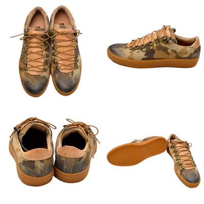ANGEE BROS 本革 カジュアル 革靴 スエード メンズ