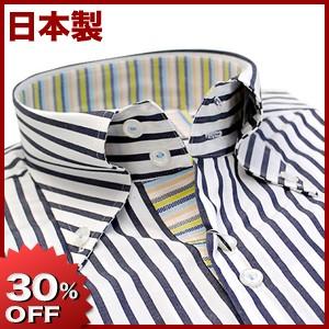 【春夏物】LAZY HILLS ドゥエボットーニボタンダウンカラーシャツ