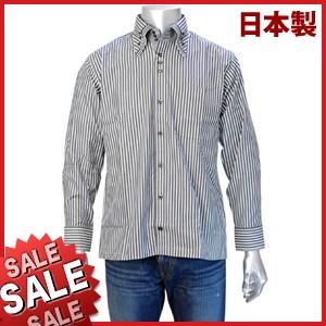LAZY HILLS トレボットーニボタンダウンシャツ