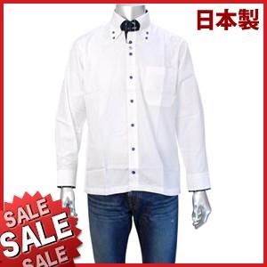 LAZY HILLS ドゥエボットーニボタンダウンシャツ