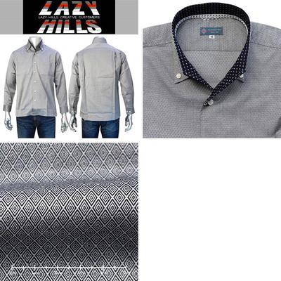 LAZY HILLS ボタンダウンシャツ