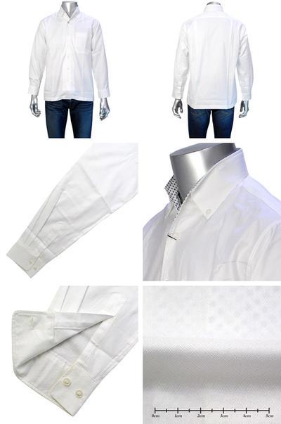 【春夏物】LAZY HILLS イタリアンカラーボタンダウンシャツ