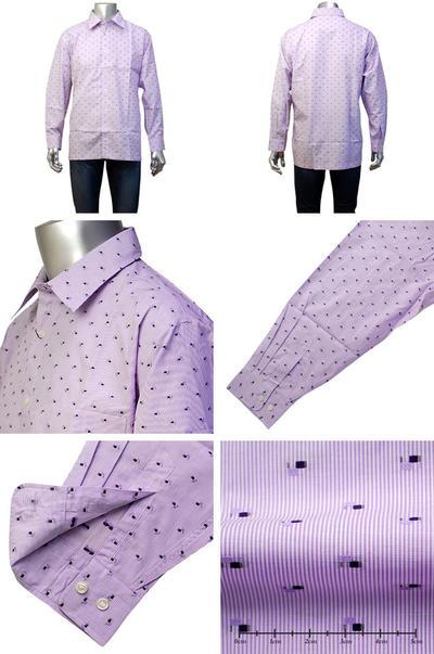 LAZY HILLS ボタンダウンカジュアルシャツ