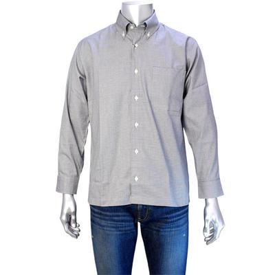 LAZY HILLS ボタンダウンカラーシャツ
