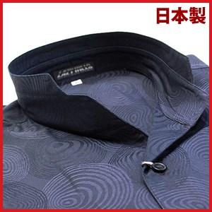 【春夏物】LAZY HILLS イタリアンカラーシャツ