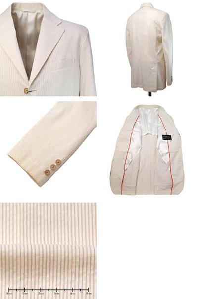 【春夏物】LAZY HILLS 3Bジャケット