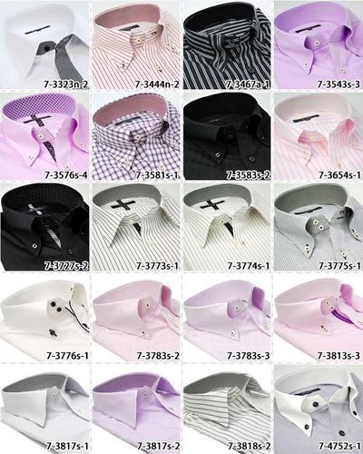 BEZZO ドレスシャツ/Yシャツ
