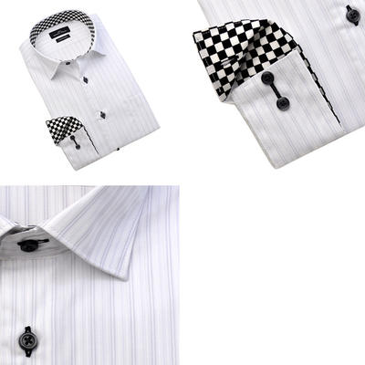 BODY WILD ワイドカラードレスシャツ/Yシャツ