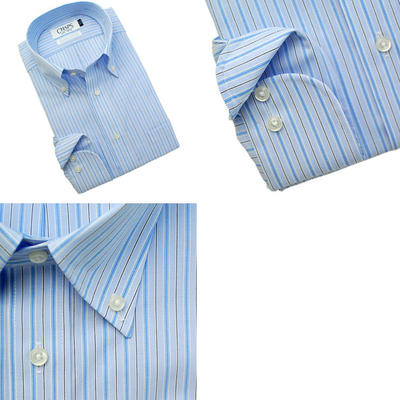 CHAPS ボタンダウンカラードレスシャツ Yシャツ