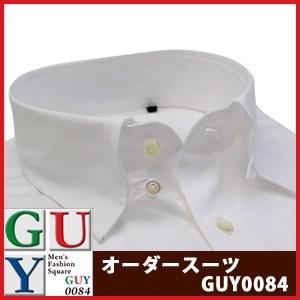 Bespoke Tailor GUY タブカラードレスシャツ/Yシャツ