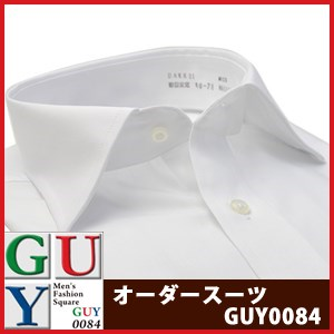 Agis M&R セミワイドカラードレスシャツ/Yシャツ