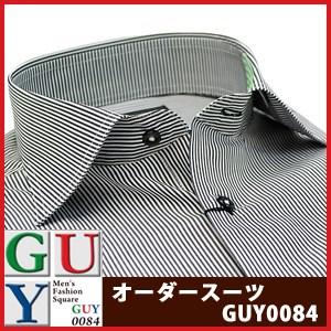 【綿100%日本製】JOVIAL RUSH  ワイドカラードレスシャツ/Yシャツ