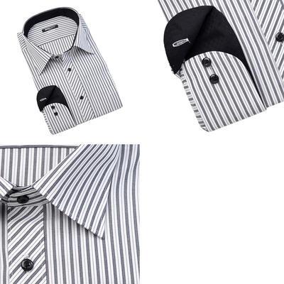 【抗菌防臭加工】MICHIKO LONDON KOSHINO ワイドカラードレスシャツ Yシャツ