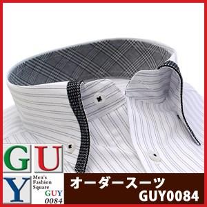 MICHIKO LONDON KOSHINO マイターボタンダウンカラードレスシャツ/Yシャツ