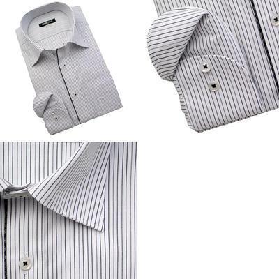 MICHIKO LONDON KOSHINO セミワイドカラードレスシャツ/Yシャツ