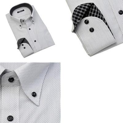 MICHIKO LONDON KOSHINO ボタンダウンドレスシャツ/Yシャツ
