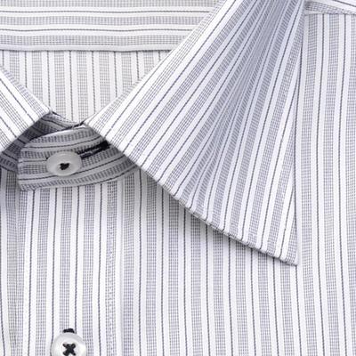 【制菌加工】MICHIKO LONDON KOSHINO セミワイドカラードレスシャツ/Yシャツ
