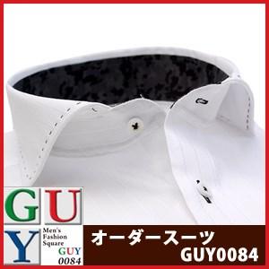 Bespoke Tailor GUY ワイドスプレットドレスシャツ/Yシャツ