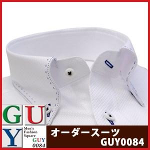Bespoke Tailor GUY ボタンダウンドレスシャツ/Yシャツ