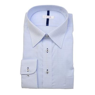 【3Lサイズ】Bespoke Tailor GUY ワイドカラードレスシャツ/Yシャツ