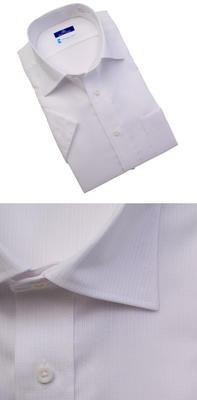 Bespoke Tailor GUY セミワイドカラードレスシャツ/Yシャツ スパーノクール SPANOCOOL
