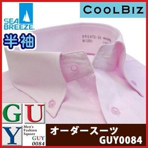 SEABREEZE ボタンダウンドレスシャツ/Yシャツ/ポロシャツ