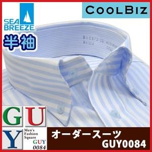 SEABREEZE ボタンダウンドレスシャツ/Yシャツ