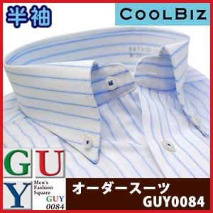 【標準シルエット】TECHNO WAVE  ボタンダウンドレスシャツ/Yシャツ