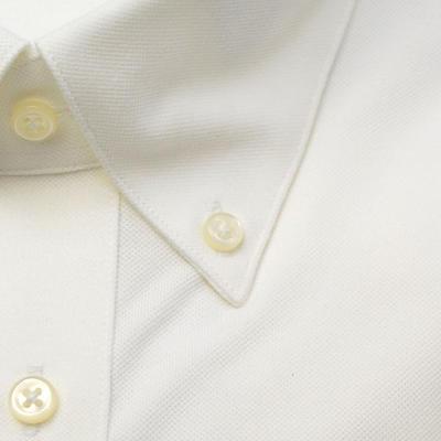 【クールビズ】Agis M&R ボタンダウンニットドレスシャツ/ポロシャツ/ドレスシャツ/Yシャツ