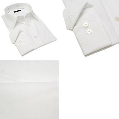 Bespoke Tailor GUY ワイドカラー ドレスシャツ/Yシャツ