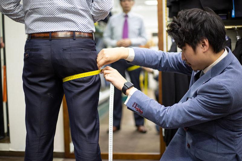 良いスーツのお話(カスタムテーラー編)