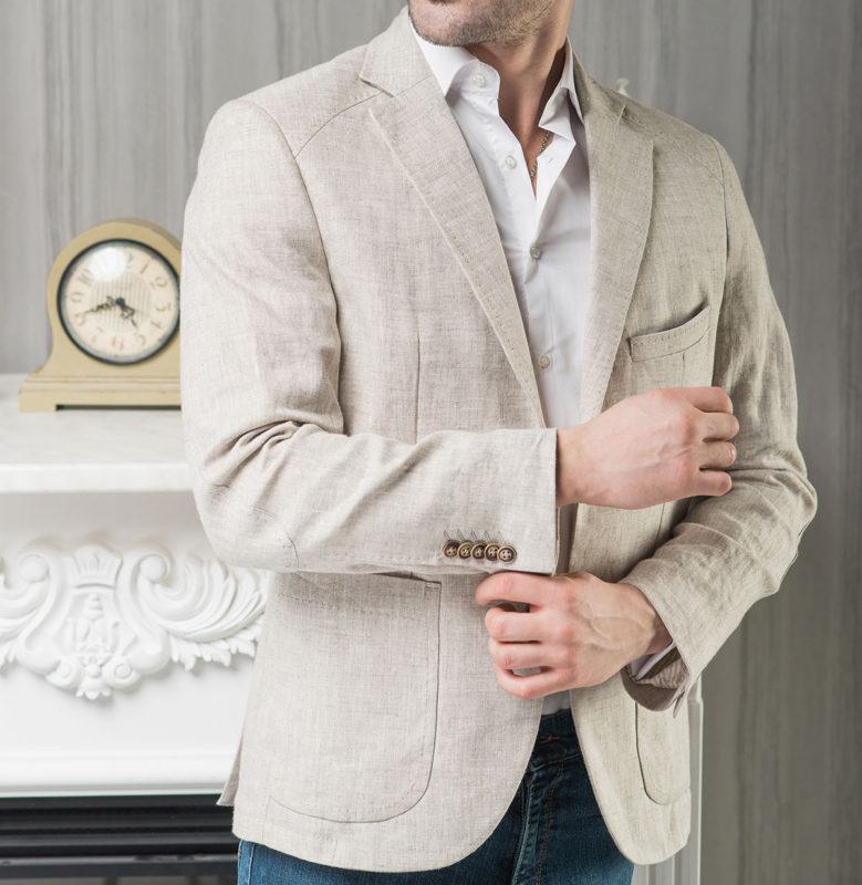 軽やかに過ごすシャツ&ジャケット
